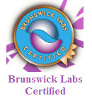 Xoçai Chocolate Brunswick Labs Certification Seal