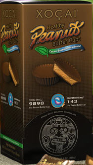 Xocai Product Consumption Guide For Xocai Healthy Peanut Butter Cups