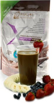 Xocai Product Consumption Guide For Xocai Protein Meal Replacement Shake