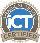 Brunswick Labs Product Certification Seal